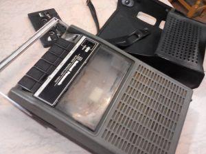Panasonic Rq 312s-cassette recorder