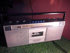 GRUNDIG RR 340 Stereo
