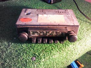 Ретро радио за автомобил. Blaupunkt
