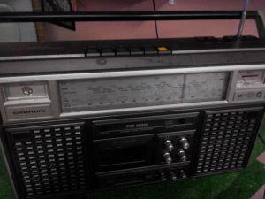 GRUNDIG RR  800 Stereo radio recorder