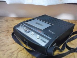 Philips cassette recorder 2204