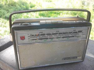 Nordmende Transita special-radio