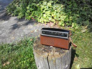 Selga 402 radio