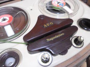 AEG magnetofon