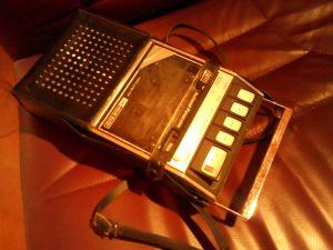 National Panasonic cassetrecorder