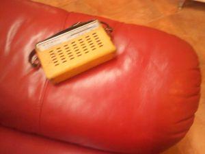 Transistor radio Sokol