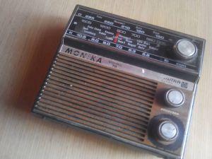 Unitra Monika radio