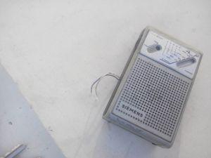 Miniradio Siemens