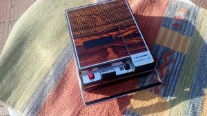 Blaupunkt twen nt cassette recorder