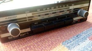 Car Radio Unitra