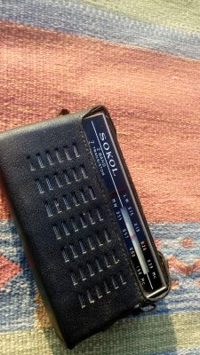 Mini Radio Sokol