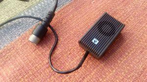 Мини микрофон с петица букса