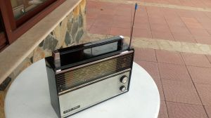 Transistor, VEF 201