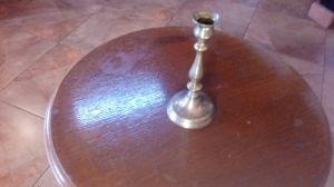 Месингов свещник 22 см