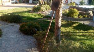 Фурнаджийска лопата