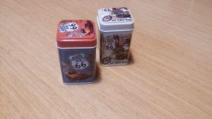 Метални кутийки 2 бр/дози/