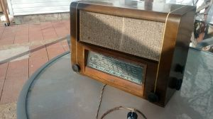 Radio Lorenz super 30/IIW