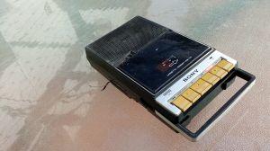 Sony cassette -corder TCM 747