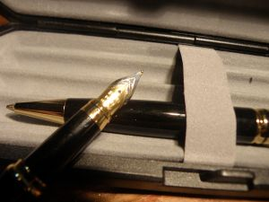 Комплект писалка с химикалка