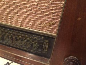 Radio Stassfurt 5E63 UKV