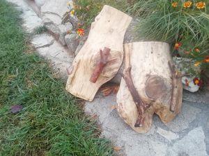 Дървени пана-закачалки/разпродажба от стара вила/