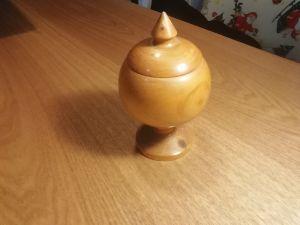 Дървена солница