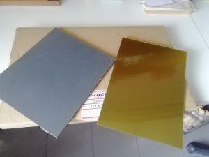 Rigilon 175 polimer с метална подложка А4
