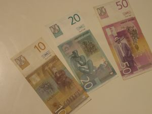 банкноти-Югославия