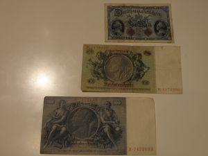 банкноти-  Германия /REICHSMARK/
