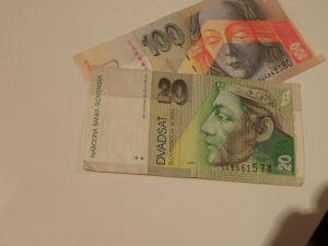 банкноти,монети -Словашки крони