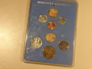 лот монети от Словакия