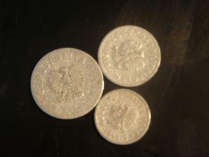 монети Полски