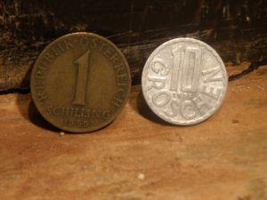 монети,банкноти-Австрия