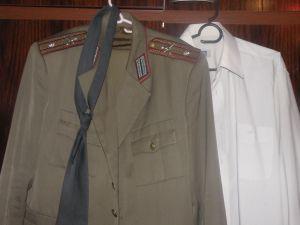 Униформа-офицерска от БНА