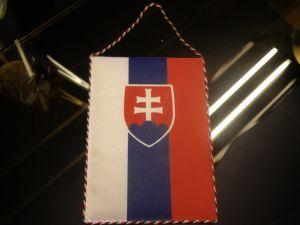 флагче Словакия