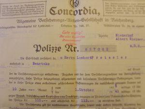 архивен документ