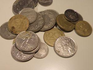 франкове-Франция,Белгия-цената е за бр.