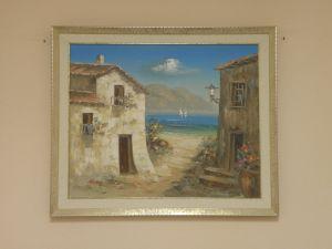 Картина-пейзаж от остров Крит