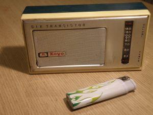 Minitranzistor KOYO