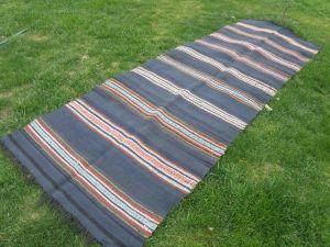 родопска черга 115/335см-ръчно тъкана