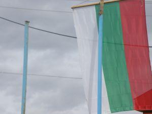 национален фалаг на България без герба