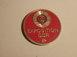 значка ГДР