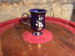 чаша за чай-порцелан от Бохемия-Чехословакия