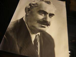 портрет на Г.Димитров-снимка без рамка 48/60см