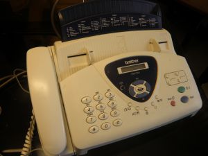 телефон/факс BROTHER