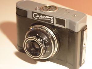 фотоапарат СМЕНА 6