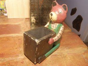 дървена детcка играчка